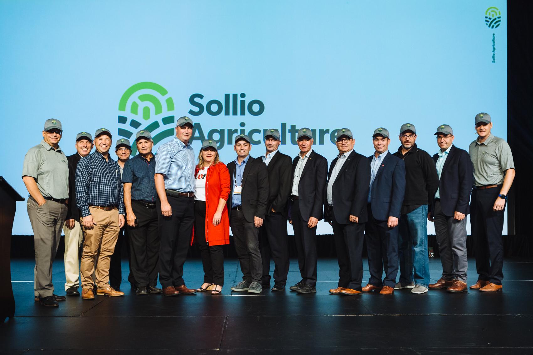 Sollio Agriculture, nouveau nom de La Division agricole de La Coop fédérée