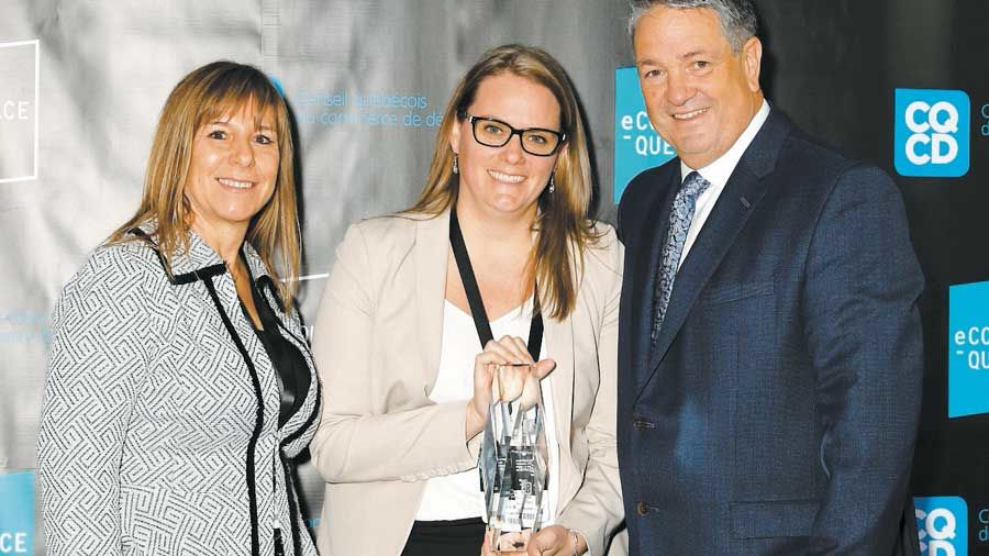 BMR remporte le prix Virage numérique